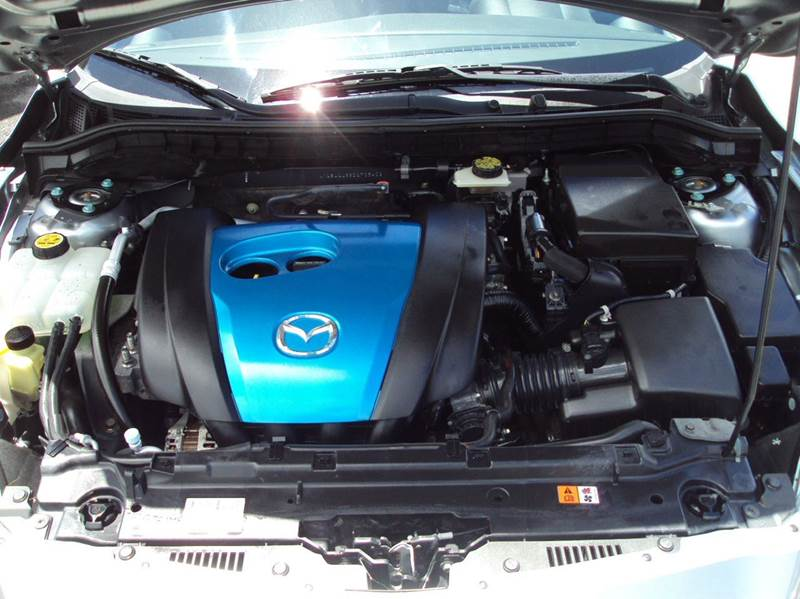 2013 Mazda MAZDA3 i Touring 4dr Hatchback 6A - Kaneohe HI