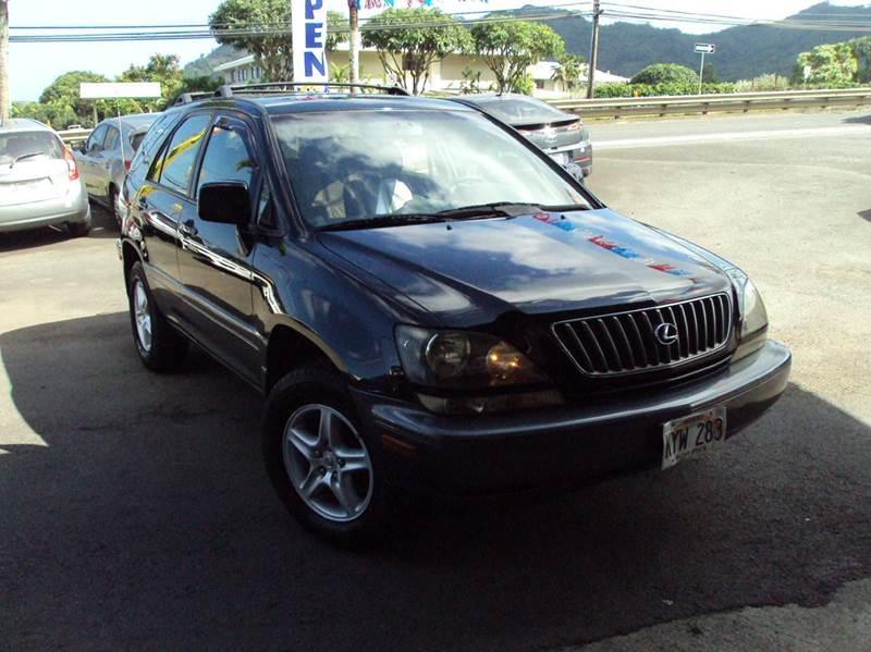 1999 Lexus RX 300 AWD 4dr SUV - Kaneohe HI