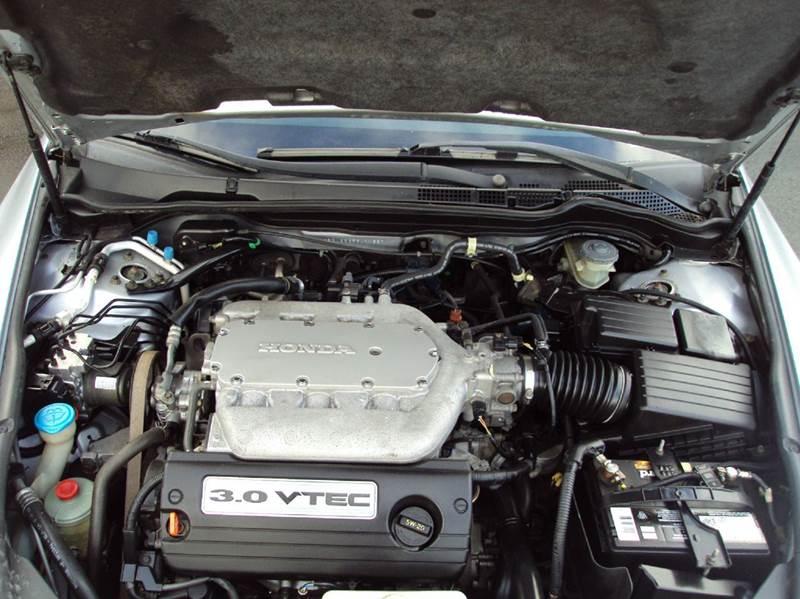 2005 Honda Accord LX V-6 4dr Sedan - Kaneohe HI