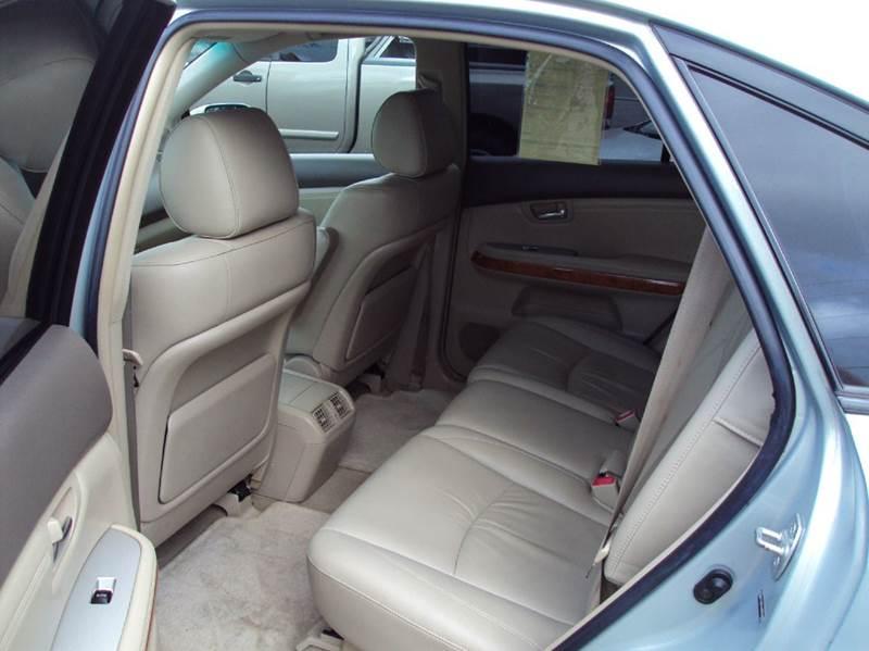 2004 Lexus RX 330  4dr SUV - Kaneohe HI