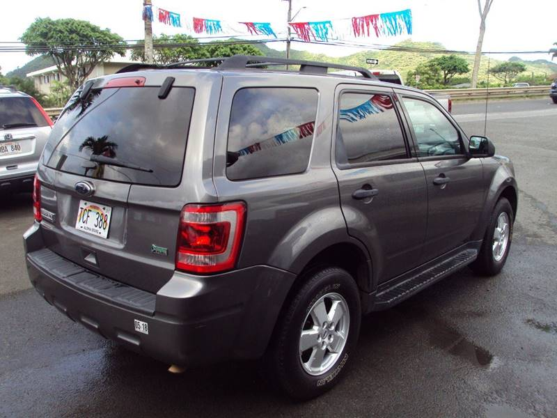 2012 Ford Escape AWD XLT 4dr SUV - Kaneohe HI