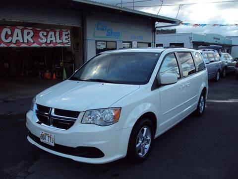 2012 Dodge Grand Caravan for sale in Kaneohe, HI