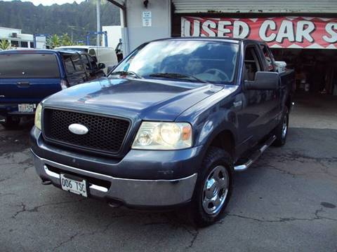 2006 Ford F-150 for sale in Kaneohe, HI