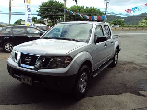 2012 Nissan Frontier for sale in Kaneohe, HI