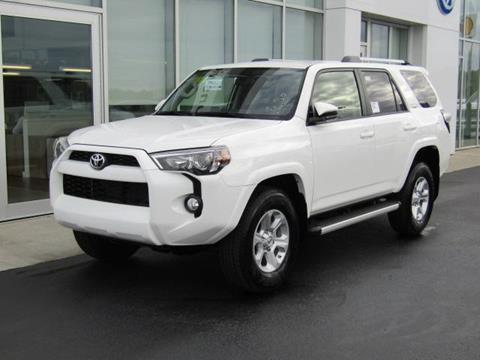 2019 Toyota 4Runner for sale in Brunswick, OH