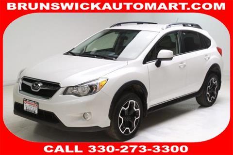 2014 Subaru XV Crosstrek for sale in Brunswick, OH