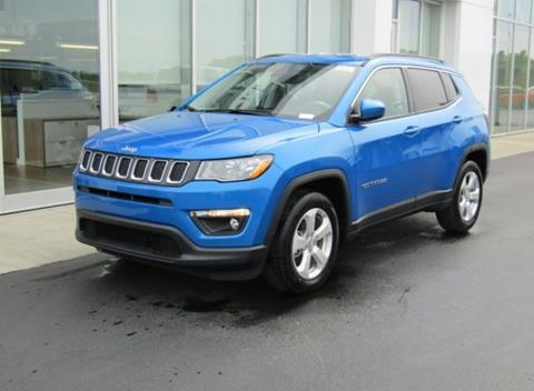 2020 Jeep Compass for sale in Brunswick, OH