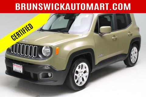 2015 Jeep Renegade for sale in Brunswick, OH