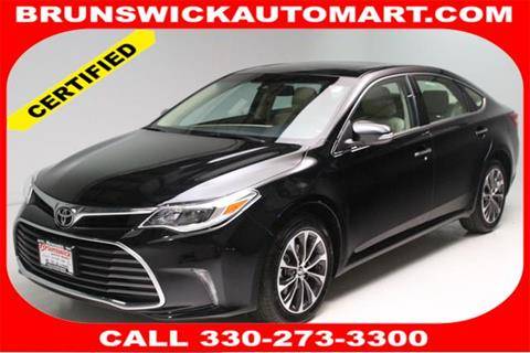 2018 Toyota Avalon for sale in Brunswick, OH