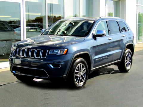 2020 Jeep Grand Cherokee for sale in Brunswick, OH