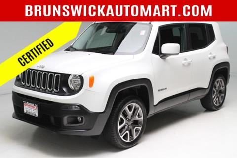 2017 Jeep Renegade for sale in Brunswick, OH