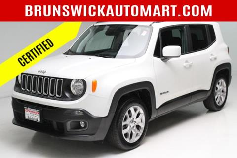 2018 Jeep Renegade for sale in Brunswick, OH