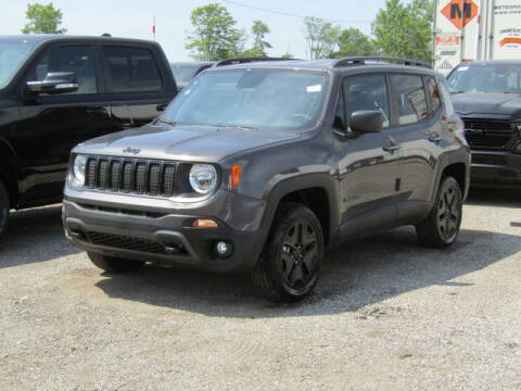 2020 Jeep Renegade for sale at Brunswick Auto Mart in Brunswick OH