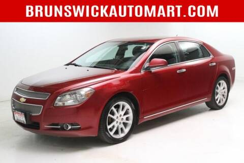 2011 Chevrolet Malibu for sale at Brunswick Auto Mart in Brunswick OH