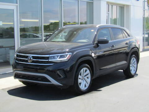 2020 Volkswagen Atlas Cross Sport for sale at Brunswick Auto Mart in Brunswick OH
