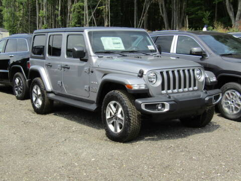 2020 Jeep Wrangler Unlimited for sale at Brunswick Auto Mart in Brunswick OH