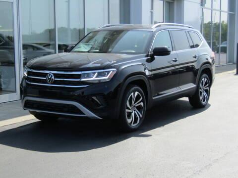 2021 Volkswagen Atlas for sale at Brunswick Auto Mart in Brunswick OH