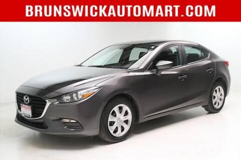 2017 Mazda MAZDA3 for sale at Brunswick Auto Mart in Brunswick OH