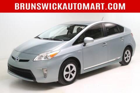 2014 Toyota Prius for sale at Brunswick Auto Mart in Brunswick OH