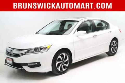 2016 Honda Accord for sale at Brunswick Auto Mart in Brunswick OH