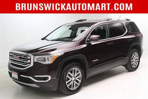 2018 GMC Acadia for sale at Brunswick Auto Mart in Brunswick OH