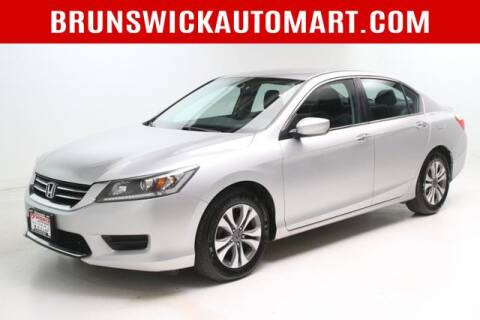 2014 Honda Accord for sale at Brunswick Auto Mart in Brunswick OH