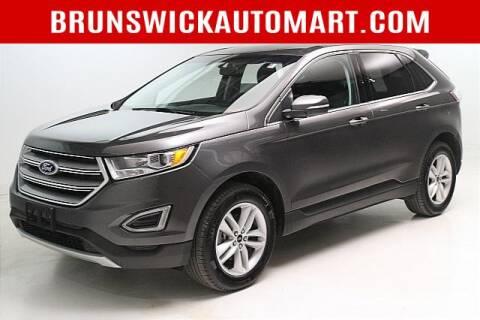 2018 Ford Edge for sale at Brunswick Auto Mart in Brunswick OH
