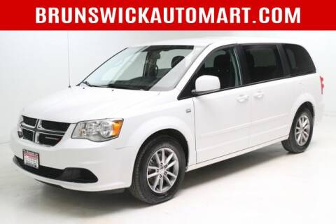 2014 Dodge Grand Caravan for sale at Brunswick Auto Mart in Brunswick OH