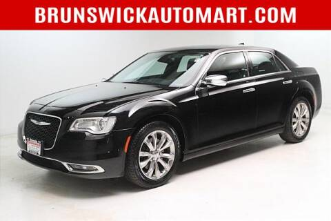 2015 Chrysler 300 for sale at Brunswick Auto Mart in Brunswick OH