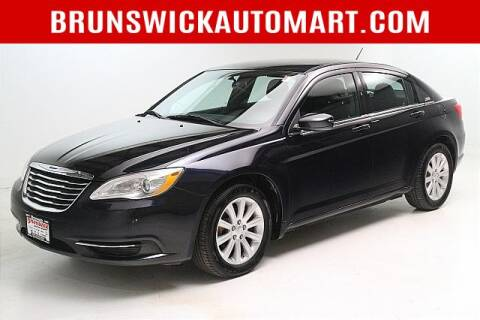 2012 Chrysler 200 for sale at Brunswick Auto Mart in Brunswick OH