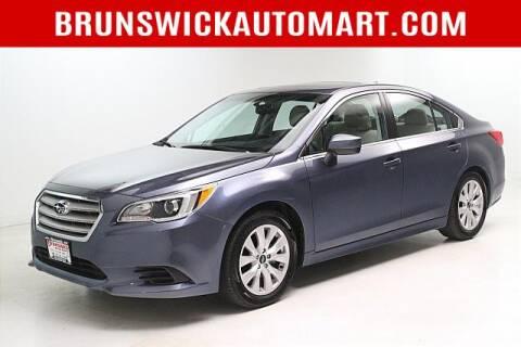 2017 Subaru Legacy for sale at Brunswick Auto Mart in Brunswick OH