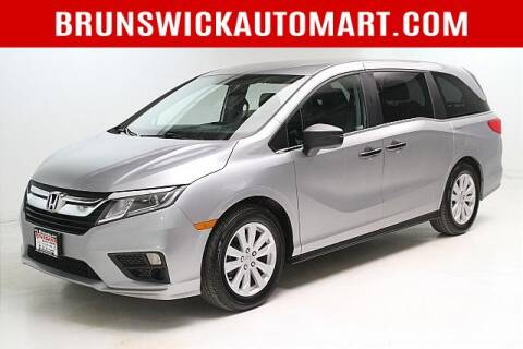 2019 Honda Odyssey for sale at Brunswick Auto Mart in Brunswick OH