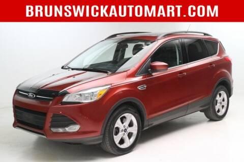 2015 Ford Escape for sale at Brunswick Auto Mart in Brunswick OH