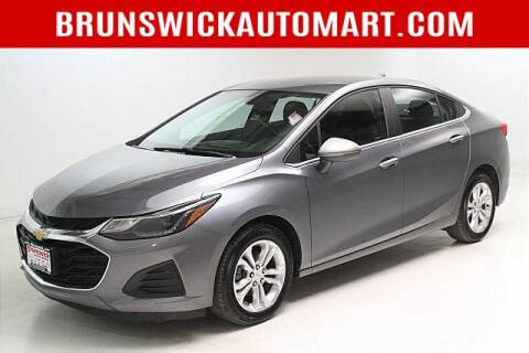 2019 Chevrolet Cruze for sale at Brunswick Auto Mart in Brunswick OH