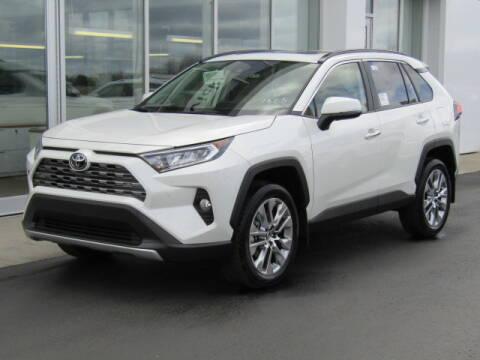 2020 Toyota RAV4 for sale at Brunswick Auto Mart in Brunswick OH