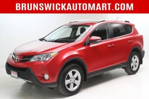 2013 Toyota RAV4 for sale at Brunswick Auto Mart in Brunswick OH
