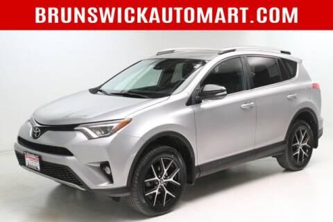 2017 Toyota RAV4 for sale at Brunswick Auto Mart in Brunswick OH