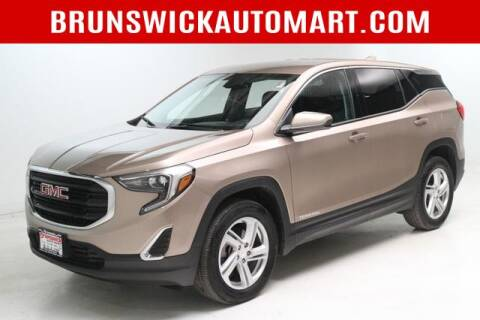 2018 GMC Terrain for sale at Brunswick Auto Mart in Brunswick OH