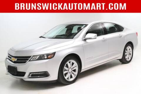 2019 Chevrolet Impala for sale at Brunswick Auto Mart in Brunswick OH