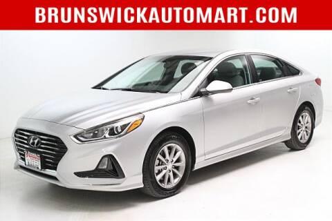 2018 Hyundai Sonata for sale at Brunswick Auto Mart in Brunswick OH
