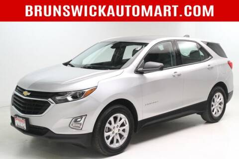 2018 Chevrolet Equinox for sale at Brunswick Auto Mart in Brunswick OH