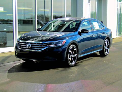 2020 Volkswagen Passat for sale at Brunswick Auto Mart in Brunswick OH