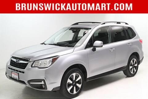 2017 Subaru Forester for sale at Brunswick Auto Mart in Brunswick OH