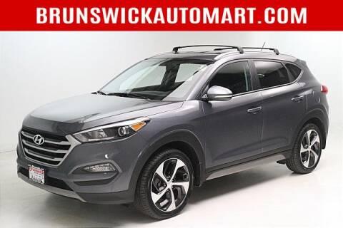 2017 Hyundai Tucson for sale at Brunswick Auto Mart in Brunswick OH