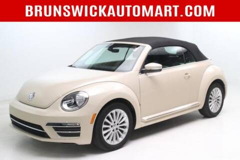 2019 Volkswagen Beetle Convertible for sale at Brunswick Auto Mart in Brunswick OH