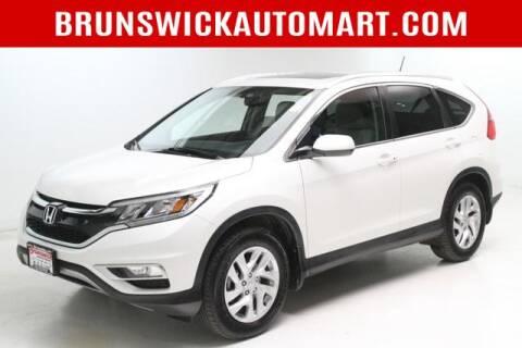 2016 Honda CR-V for sale at Brunswick Auto Mart in Brunswick OH