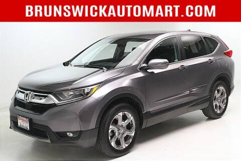 2018 Honda CR-V for sale at Brunswick Auto Mart in Brunswick OH