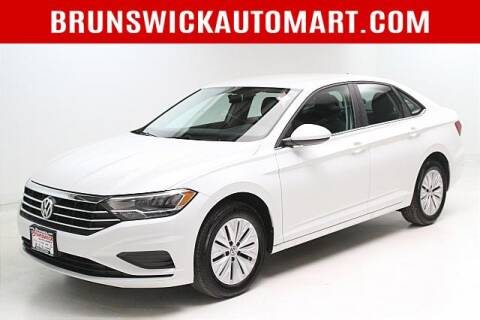 2019 Volkswagen Jetta for sale at Brunswick Auto Mart in Brunswick OH