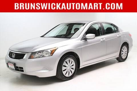 2009 Honda Accord for sale at Brunswick Auto Mart in Brunswick OH