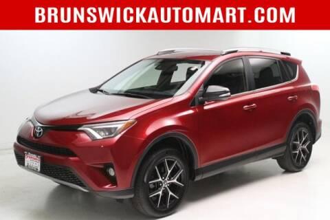2018 Toyota RAV4 for sale at Brunswick Auto Mart in Brunswick OH
